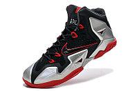 Кроссовки Nike LeBron XI (11) Black Red Elite 2014 (40-46), фото 3