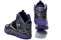 Кроссовки Nike LeBron XI (11) Gold/Purple/Black/White (40-46), фото 3