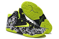 Кроссовки Nike LeBron XI (11) Electric Green (40-46), фото 1