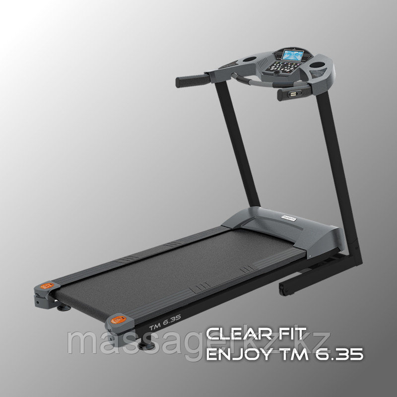 Беговая дорожка — Clear Fit Enjoy TM 6.35 HRC серия ENJOY - Интернет магазин massagerKZ в Алматы