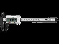 """Штангенциркуль STAYER """"MASTER"""" электронный, пластик корпус, шаг измерения 0,1, 150мм"""