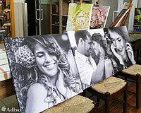 Печать фото на холсте в Астане, фото 1