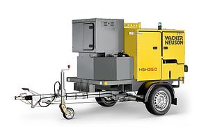 Установка для прогрева грунта и бетона Wacker Neuson HSH 350G