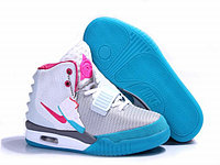 Кроссовки Nike Air Yeezy 2 NRG White Pink (36-39)