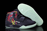 Кроссовки Nike Air Yeezy 2 NRG Black Graffiti (40-46), фото 1