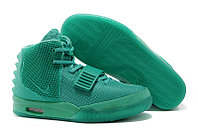 "Кроссовки Nike Air Yeezy 2 NRG ""Green Lantern"" (36-46)"