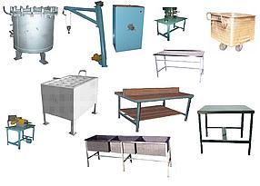Комплект оборудования для производства тушенки в  жестяные банки 100-300 кг/смена