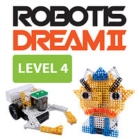 ROBOTIS DREAM Ⅱ Level 4 Kit, фото 1
