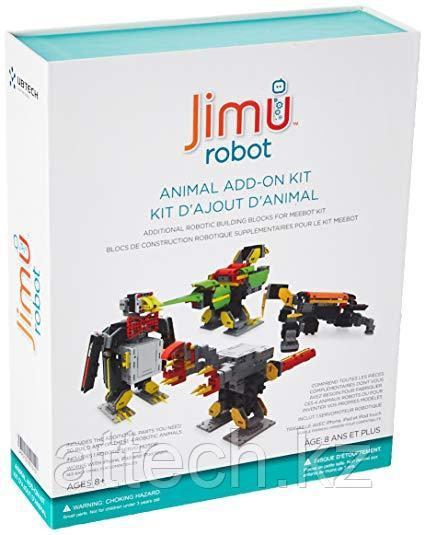 Jimu Robot Animal Add-On Kit