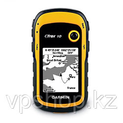 GPS навигатор Garmin eTrex 10 Yellow, доставка