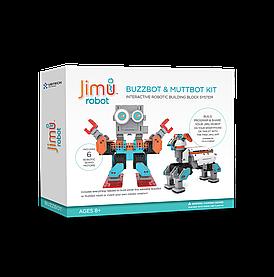 Робот-конструктор UBTECH BuzzBot & MuttBot