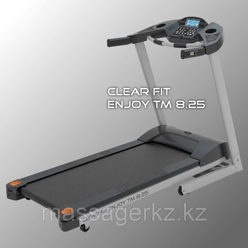 Беговая дорожка — Clear Fit Enjoy TM 8.25 - Интернет магазин massagerKZ в Алматы