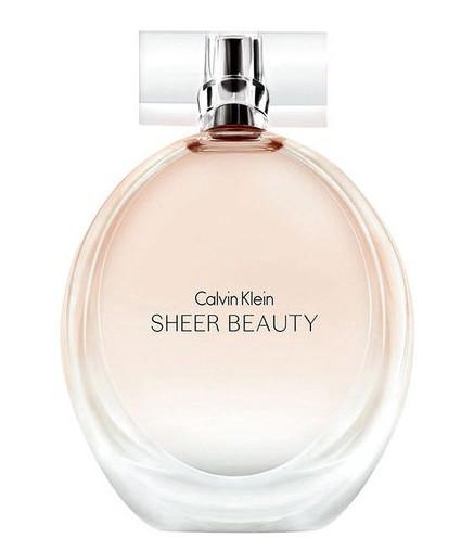 Туалетная вода Sheer Beauty Calvin Klein 100ml (Оригинал - США)