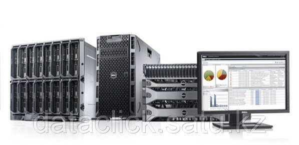 Сервер Dell PowerEdge T110 II (Tower, Xeon E3-1220 v3, 3100 МГц, 8 Мб, 4 ядра), фото 2