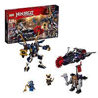 Игрушка Лего Ниндзяго (Lego Ninjago) Киллоу против Самурая Икс
