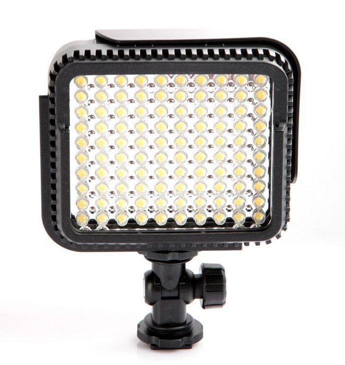 Накамерный прожектор LUX-1000 LED-100