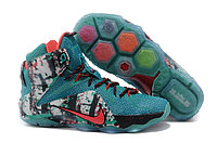 Кроссовки Nike LeBron XII (12) Blue Ice Elite Series (40-46), фото 1