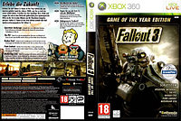 Fallout 3 - Game Of The Year Edition (RPG)