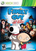 Family Guy - Back To The Multiverse (Action)