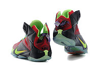 Кроссовки Nike LeBron XII (12) Red Green Elite Series (40-46), фото 5