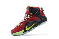 Кроссовки Nike LeBron XII (12) Red Green Elite Series (40-46), фото 4