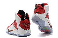 Кроссовки Nike LeBron XII (12) White Red Elite Series (37-46), фото 5