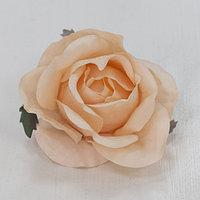 """Цветы искусственные """"Роза"""" - Real Touch (8см)"""
