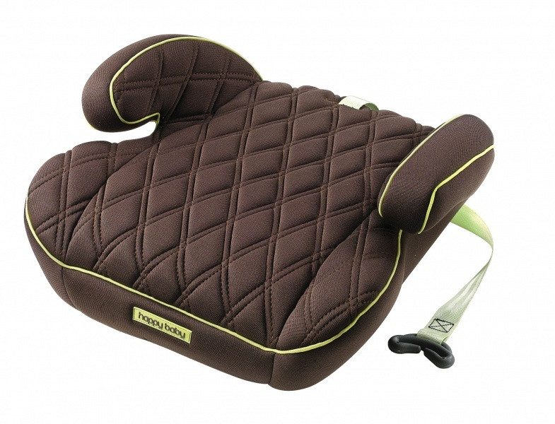 """Happy Baby Бустер Happy Baby """"Booster Rider"""" Lime, 15-36 кг -"""