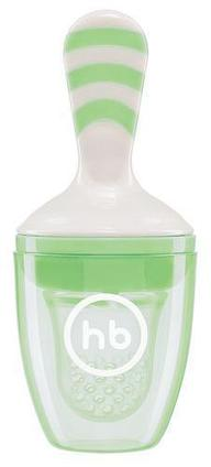 Happy Baby Ниблер с силиконовой сеточкой Happy Baby Nibbler With Silicone Poucn 15047 Grass -