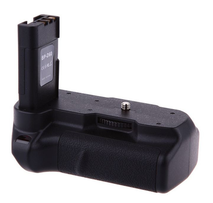 Батарейный блок на Nikon D60