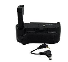 Батарейный блок на Nikon D5300 (работают с 2я акумуляторами EN-EL14a), фото 2