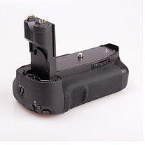 Батарейный блок (бустер) на CANON EOS 7D от MEIKE!, фото 2