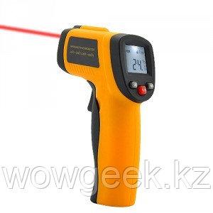 Бесконтактный инфракрасный термометр с лазером и ЖК дисплеем