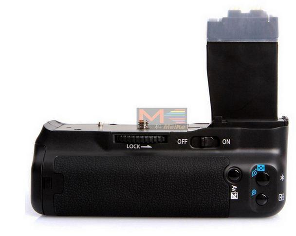 Батарейный блок на Canon EOS 650D