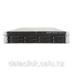 "Сервер Intel Original L9 R1208WFTYS (1U Rack, Xeon Silver 4110, 2100 МГц, 11 Мб, 8 ядер, 2.5"", 8 шт, Без ОЗУ,"