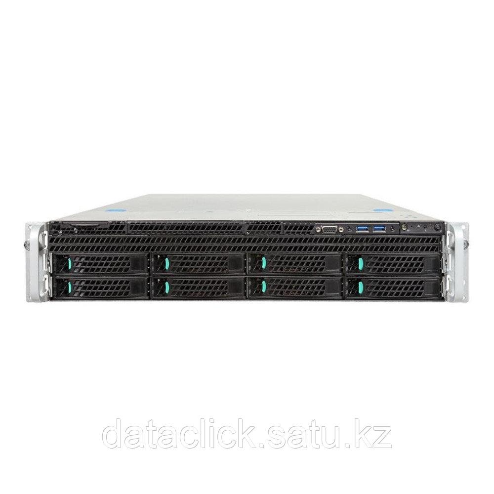 Сервер Intel LWF2308IR510005 (2U Rack, Xeon Silver 4110, 2100 МГц, 11 Мб, 8 ядер, Без ОЗУ, Без HDD)
