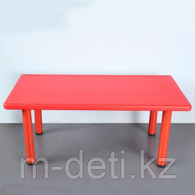 Стол пластиковый прямоугольный детский Лютик HD302 HUADONG