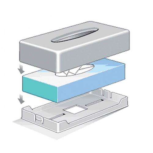 диспенсер для салфеток в коробках