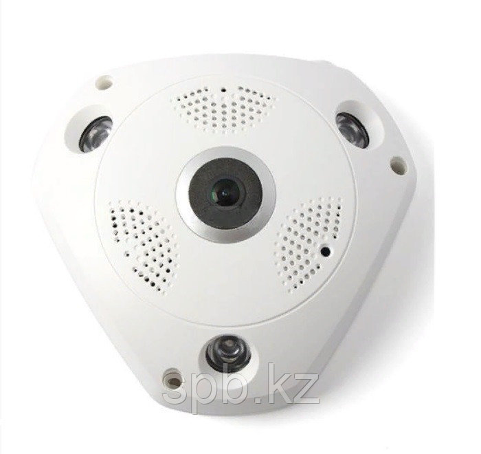 HD Wi-Fi панорамная ip-камера