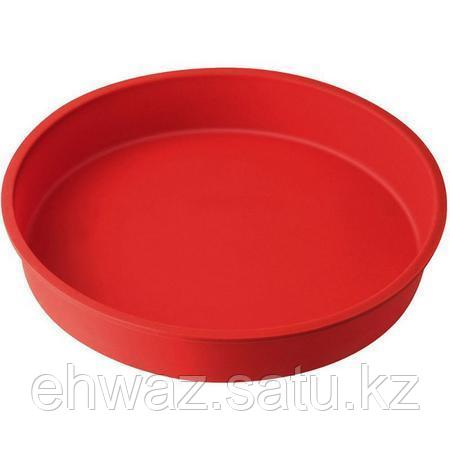 Круглая силиконовая форма для выпечки Гурмэ