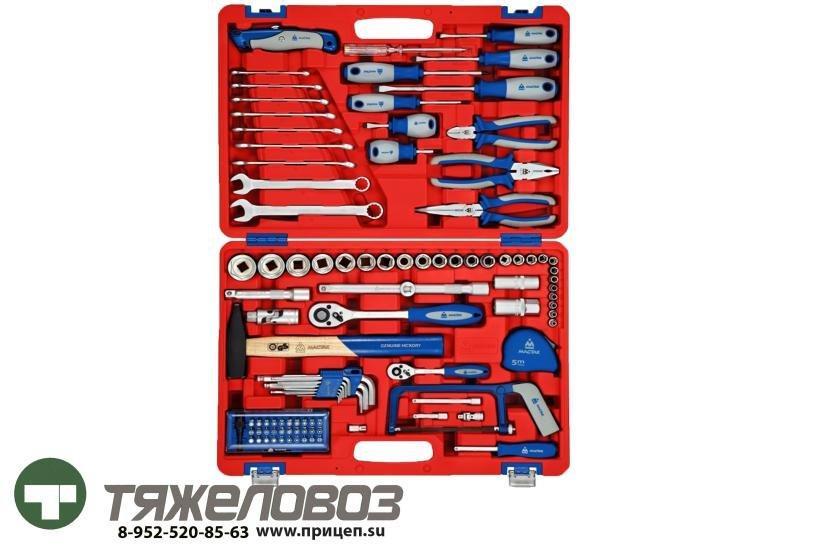 Набор инструментов универсальный (102 шт.) 01-102C