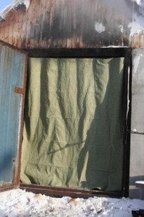 Завеса брезентовая ВО 2,5х*3,4