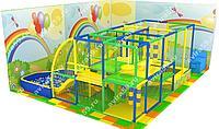 Детский игровой лабиринт «Веселые ребята»