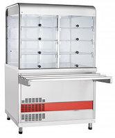 Прилавок витрина холодильная ПВВ(Н)-70КМ-С-НШ