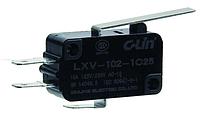 Микровыключатель LXV-102-1C25