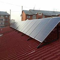 Автономная солнечная электростанция на 25 кВт/день (5 кВт/час), фото 1