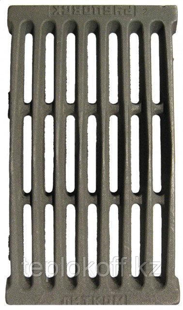 Колосник чугунный печной РУ-3, 350*200*30 мм, Рубцовск