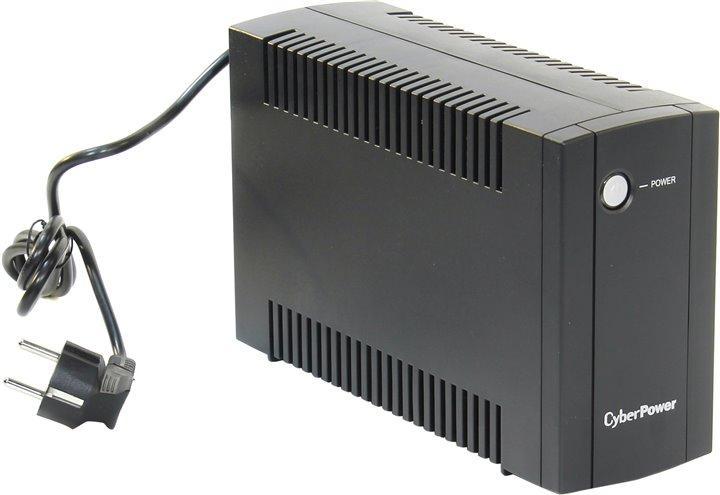 Источники бесперебойного питания (ИБП) CyberPower UT650E