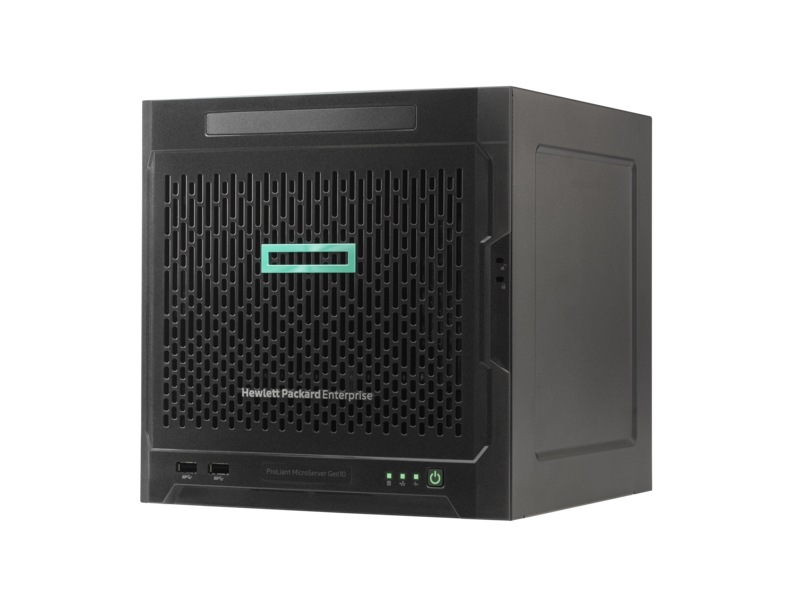 Сервер HP Enterprise MicroServer Gen10