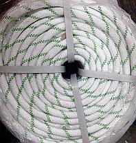 Веревка 12мм (Фал капроновый) 100 метровый  в Алматы, фото 2